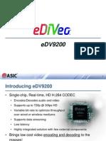 eDV9200 v2 5-09