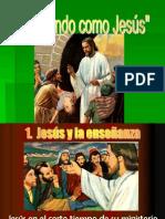 Enseñando como Jesús