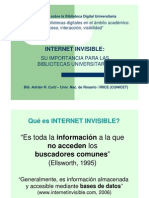 Internet Invisible