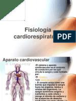 Fisiología cardiorespiratoria