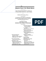 DOHHS v Florida, et al. - 11-398 Appendix to Cert