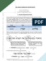 Apostila de Hebraico II (Acentos e Sinais Import Antes)