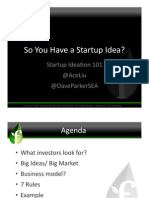 Ideation Bootcamp Slides 11-15-11