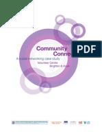 Community Connected - Brighton Social Media Case Study