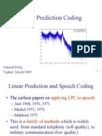 S4LinearPredictionCoding2009