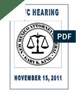 November 2011_LFC Handout