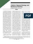 Health Care Reform Reward Strategy and Workforce Planning