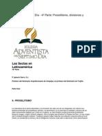 Adventistas del 7º Día PROSELITISMO
