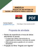 Angola - Desafio Para a Gestao UERGS Nov2011
