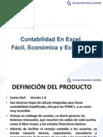 Conta Fácil 1.0 plan de negocios