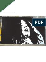 Janis Joplin by Mik