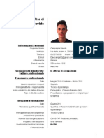 D.campagna Curriculum