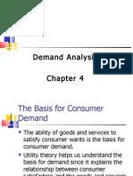 Chapter 04 Demand Analysis