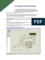 Simulando Circuitos Com PIC No Proteus