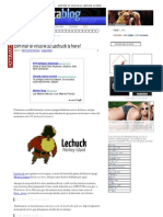 Pc0 - Eliminar El Virus w32 Lechuck is Here! _ Emezeta