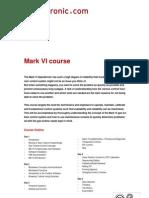 Mark Vi Training Course