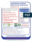 Nutrient Off-Set Ad - American Society of Consulting Engineers - Richmond Branch