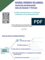 Desarrollo Historico Del Material Didactico