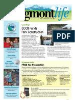 LongmontLife Newsletter - January February 2011