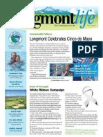 LongmontLife Newsletter - May June 2011