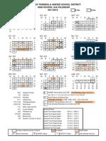 A/B Calendar