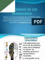 Predominio de Los Hemisferiosc Equipo 3