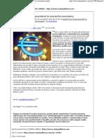 SL-Uscire dall'euro e riprendersi la sovranità monetaria
