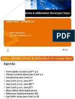 Gettingstarted With Java Card