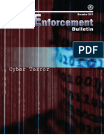FBI Law Enforcement Bulletin - November 2011 - Cyber Terrorism