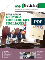Jornal Bancoop Set 2011