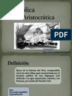 República aristocratica
