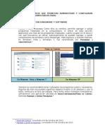 Admin y Config de PC