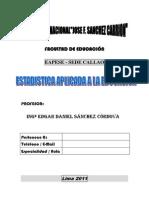 Temario Estadistica _I