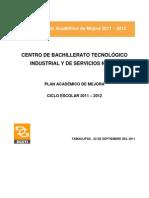 Cb137 Plan Academico