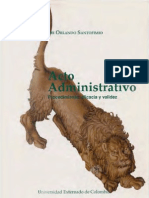 ACTO_ADMINISTRATIVO_-_PROCEDIMIENTO__EFICACIA_Y_VALIDEZ_-_JAIME_ORLANDO_SANTOFIMIO