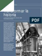 Historia del Tx eléctrico ABB