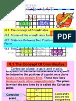 Chapter 8 Module Coordinates