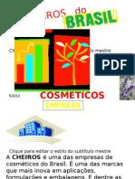 Empresa Cheiros Do Brasil