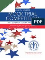 Mock Trial Workbook
