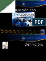 Simulación-Promodel