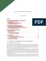 Lab Oratorio Di Fisica Dei Materili I - Appunti (by Michele Ceriotti)
