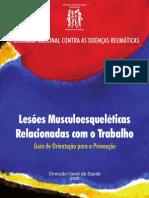 Programa Nacional lesoesmusculoesqueleticas