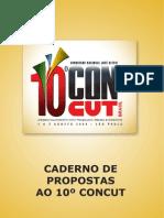 Emendas Ao Estatuto 10 CONCUT - Separata