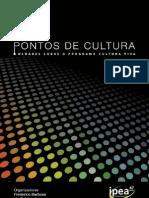 IPEA, Pontos de Cultura