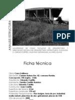 Analisis Estructural Casa Gallinero