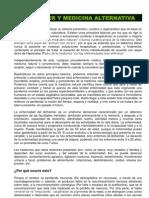 Alzheimer Y Medinca Alternativa (Dr Víctor López García)
