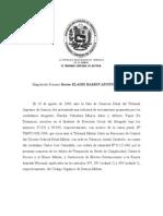 Magistrado Ponente Doctor ELADIO RAMÓN APONTE APONTE
