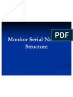 SAMSUNG TFT-LCD 933HD (LS19CFE) - Monitor Serial Number Structure