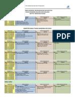 Kalender Institusi - Tah...011-2012 - 24 Agustus 2011