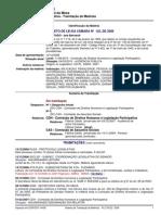 PLC 122-2006 tramitação